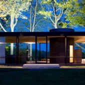 Glass House New Canaan Ct