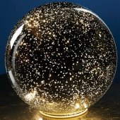 Mercury Glass Sphere