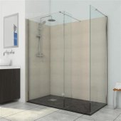 Shower Glass Panel Cost India