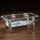 Tempered Glass Coffee Table Malaysia